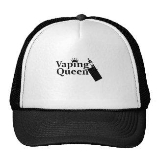 Vaping Queen Trucker Hat