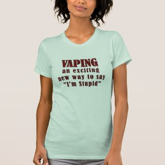 Vaping T-shirts