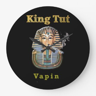 Vaping t-shirts wallclocks