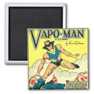 Vapo-man Vaporizer Comic Book Hero Magnet
