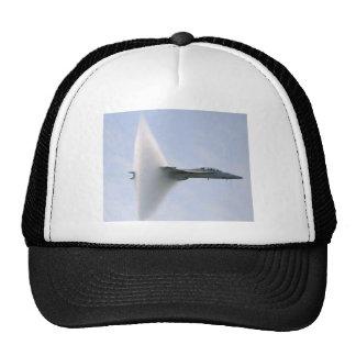 vapor barrier trucker hat