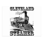 Vapor de Cleveland Postales
