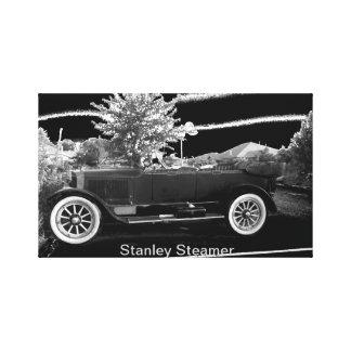 Vapor de Stanley Impresión En Lona Estirada
