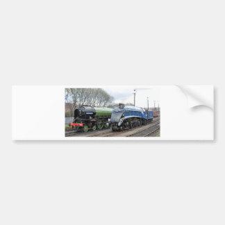 Vapor doble pegatina para auto