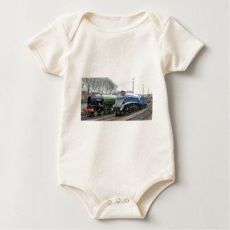 Vapor doble trajes de bebé