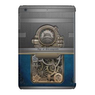 Vapor Engine.Age de Steampunk. Funda De iPad Mini