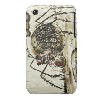 Vapor iPhone 3 Case-Mate Protectores