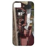 Vapor Locamotive 3 del ferrocarril iPhone 5 Carcasas