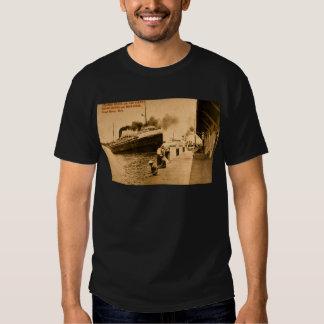 Vapor Nyack y transbordadores de coche, asilo Remeras