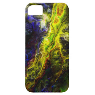 Vapores galácticos iPhone 5 cárcasa