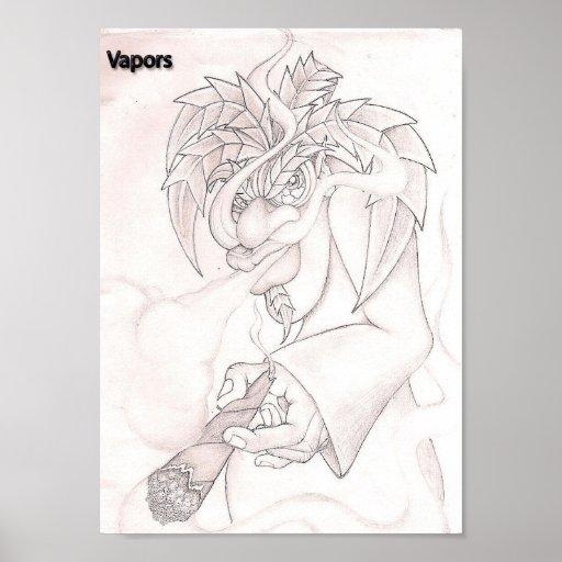 Vapores Poster