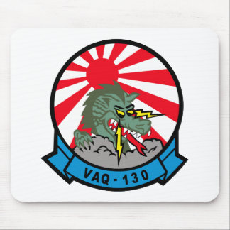 VAQ-130 Zappers Mouse Pad