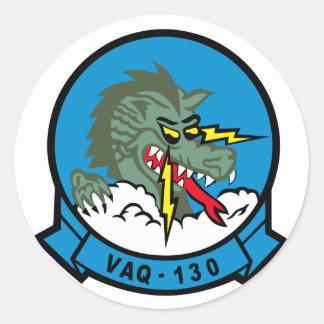 VAQ-130 Zappers Sticker
