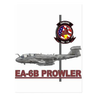 VAQ-134 EA-6B POSTCARD