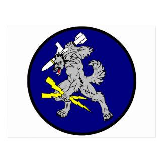 VAQ-142 The Gray Wolves Postcard