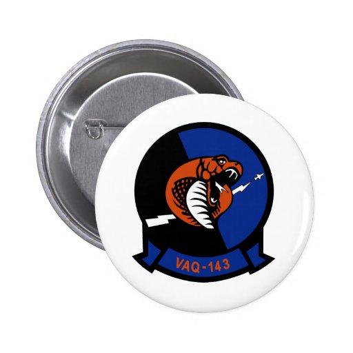 VAQ-143 Cobras Buttons