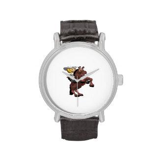 Vaquera 5 reloj de mano