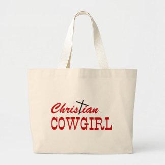 Vaquera cristiana bolsa