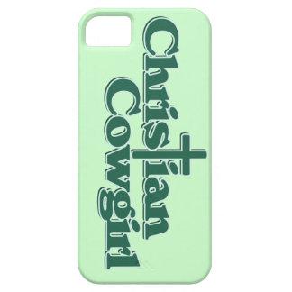 Vaquera cristiana iPhone 5 Case-Mate protector