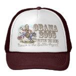 Vaquero 2008 de Obama Gorros