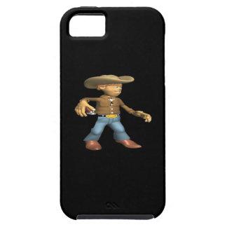 Vaquero 2 iPhone 5 fundas