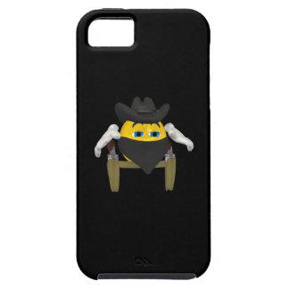 Vaquero 3 del chico malo iPhone 5 Case-Mate protector