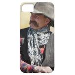 Vaquero 5 iPhone 5 carcasas