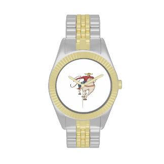 Vaquero 5 reloj