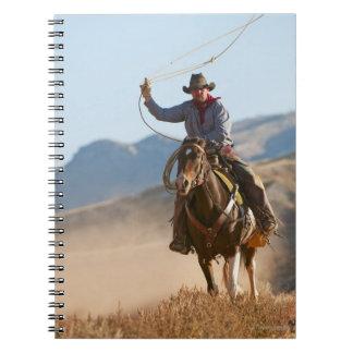 Vaquero 7 cuadernos