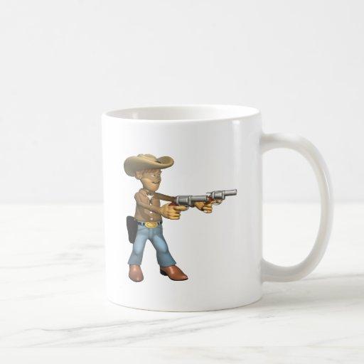 Vaquero 7 tazas de café