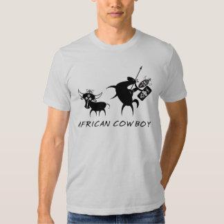 Vaquero africano poleras