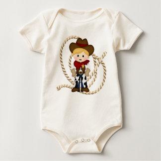 Vaquero Body De Bebé