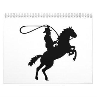 Vaquero Calendario