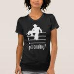 Vaquero Camisetas