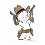 Vaquero de Casper Postal