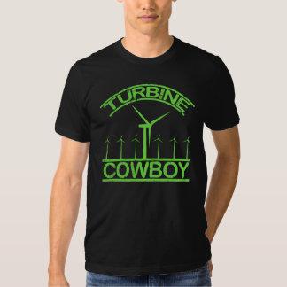 Vaquero de la turbina poleras