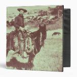 Vaquero de Montana, c.1880 (foto de b/w)
