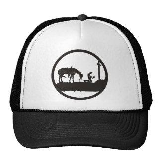 vaquero de rogación gorras