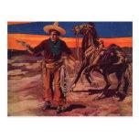 Vaquero de Santa Fe Postal