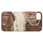 Vaquero en el caballo 2 iPhone 5 Case-Mate funda