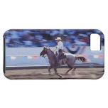 Vaquero en el rodeo funda para iPhone SE/5/5s