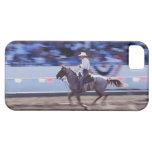 Vaquero en el rodeo iPhone 5 cobertura