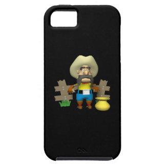 Vaquero iPhone 5 Funda