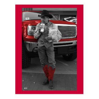 Vaquero, JLH Tarjetas Postales