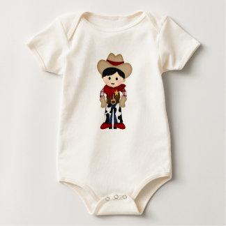 Vaquero Mameluco De Bebé
