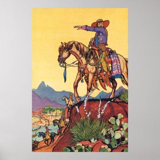 Vaquero Posters