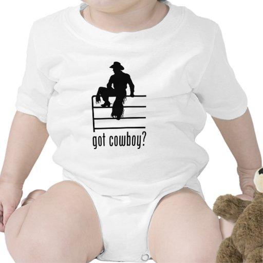 Vaquero Trajes De Bebé