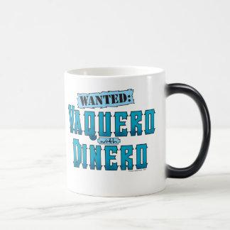 Vaquero With Dinero Morphing Mug