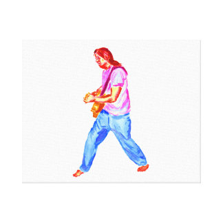 vaqueros de la camisa del rosa del jugador de la g impresión en tela