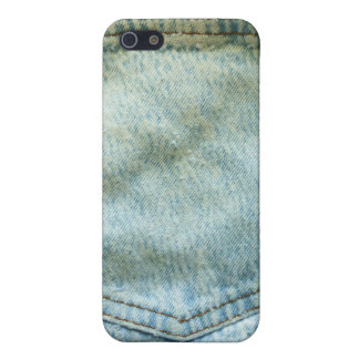 Vaqueros lavados iPhone 5 fundas